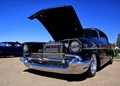 Black ' 55 Chev