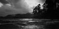 Stormy Derwentwater
