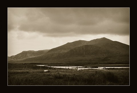 Easaval Rising,   South Uist