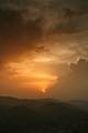 Sunset in Togo