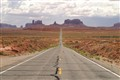 Monument Valley, most photographed road to eternity