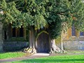 Hobbit Church...(church of Saint Edward Stow-on-the-Wold, UK)
