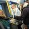 girls on tram