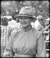 Mongolian Lady