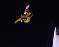 Big air competition in Quebec city