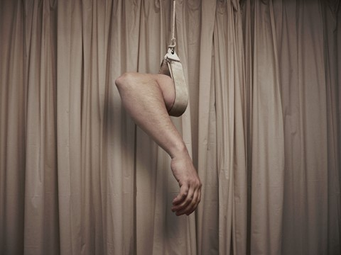 The Escape Artist (from series Nonlinear Circumstance)