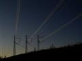 Three pylons