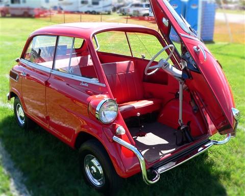 1958 BMW Issetta