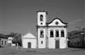 paraty igreja bw