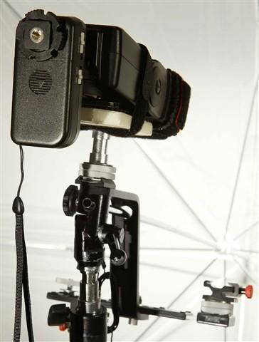 Odin 550Ex Shoot Through Brolly