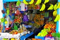 Market in Essaouira, Marocco