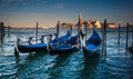 The Boats of Venice