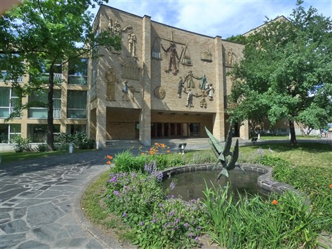 School of Economics and Business Administration, Aalto University: Cyril Catt: Galleries ...
