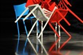 Plastic small chairs