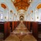 Interior St. Patrick Church Miami Beach