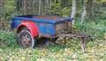 Abandoned Box Cart