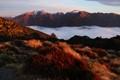 Sunrise on the Kepler Mountains