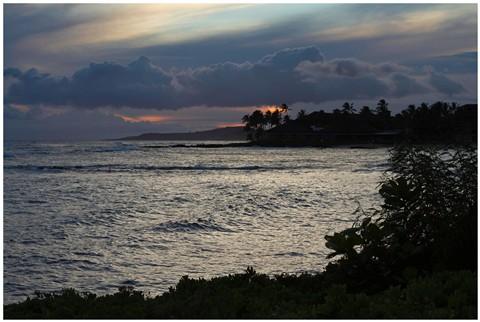 Kauai Sunset at Poipu 89