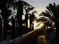 Sunset Rennaisance Willemstad Curacao