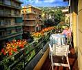 Balcony Hotel Lana StaMarga