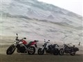 Crazy winter motorcycle trip!