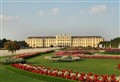 Shönbrunn Palace in Vienna