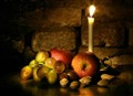 Fruits&Candle