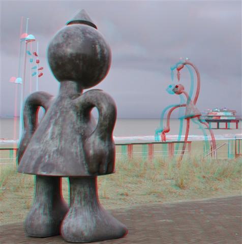 Beelden aan de Zee 3D