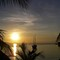 S0548 - Roatan (Sunset Over Half Moon Bay)
