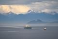 Alaskan Under Tow