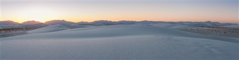 White Sands Twilight
