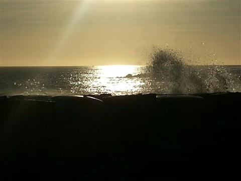 Sunset @ Breaker