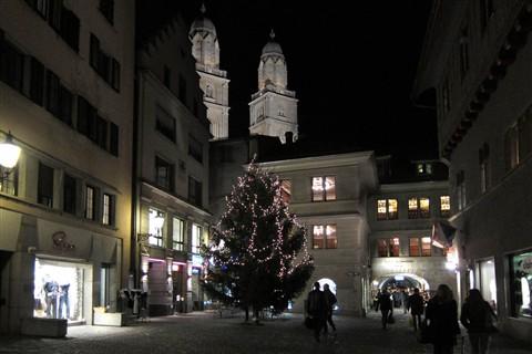 305 Zürich 1110