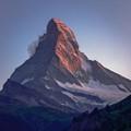 Alpen Glow, Matterhorn