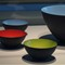 Colours Bowls - Te Papa Museum of NZ