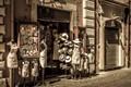 Rome hat shop