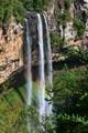 Caracol waterfall in Gramado-Brazil