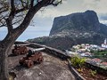 Cannons on Madeira Island