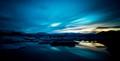 Midnight Sun - Jükulsarlon - Iceland