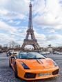 Parisian Lamborghini
