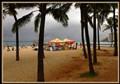 Storm over Waikiki
