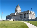 Capitol of Salt Lake City