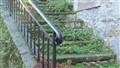 Unused stairs.