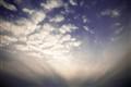 Infinite sea-side sky
