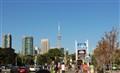 Toronto sky line ON place