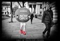 Lost in Trafalgar Square