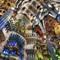 Architectural Masterpiece: La Sagrada Familia in Barcelona, Spain.