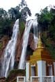 Anesakan Waterfall Temple