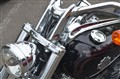 Chrome Bars - Harley Shield
