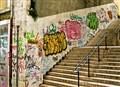 Lisbon Corner Graffiti